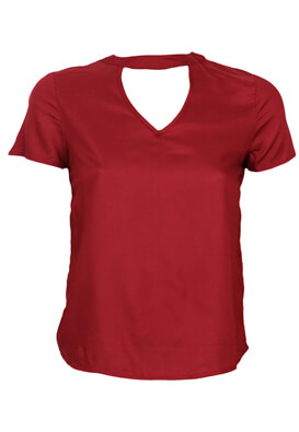 Tricou Jennyfer Kara Dark Red