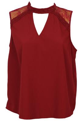 Tricou Jennyfer Heidi Dark Red