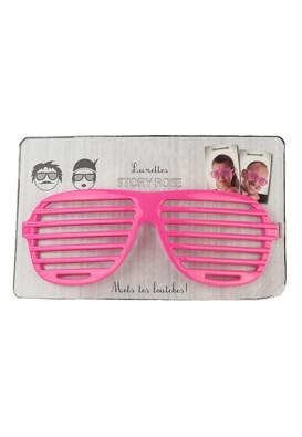 Ochelari de soare Pro Party Pamela Pink