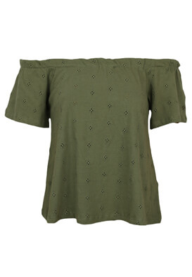 Tricou Pimkie Evelyn Dark Green