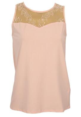 Tricou Pimkie Erin Light Pink