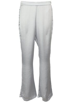 Pantaloni ZARA Yvonne Light Grey