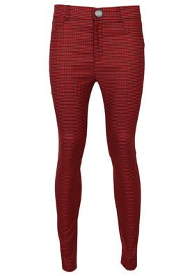 Pantaloni ZARA Joyce Red