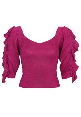 Bluza ZARA Britney Purple