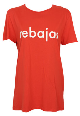 Tricou Lefties Jane Red