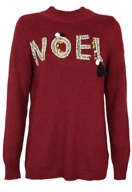 Pulover Orsay Noelle Dark Red