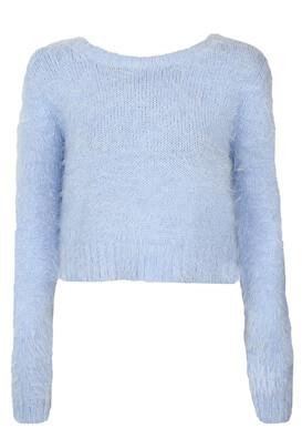Bluza Glamorous Sylvie Light Blue