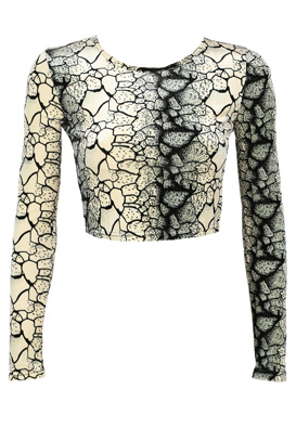 Bluza Glamorous Kora Grey