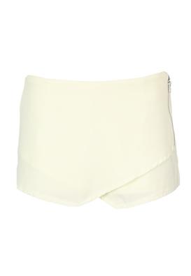 Pantaloni scurti Glamorous Dasia White