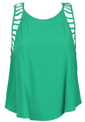 Tricou Glamorous Havana Green