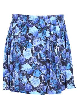 Fusta Glamorous Floral Blue
