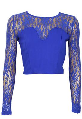 Bluza Glamorous Vanessa Blue