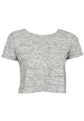Tricou Glamorous Nastasia Grey