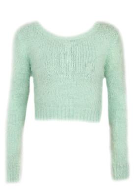 Bluza Glamorous Valentina Light Green