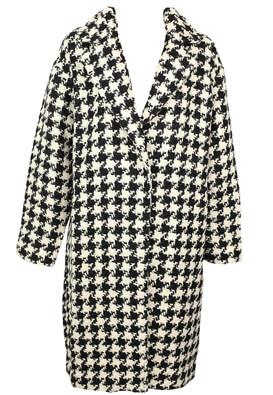 Palton Glamorous Hailey Black
