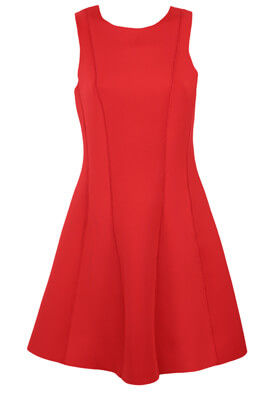 Rochie Glamorous Fiona Red