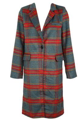 Palton Glamorous Sarah Blue