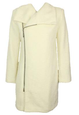 Palton Glamorous Hanna White