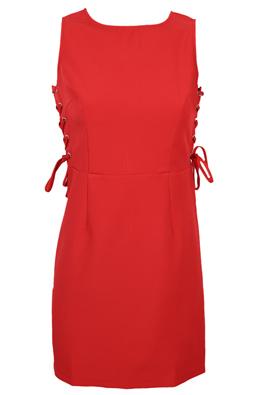 Rochie Glamorous Tina Red