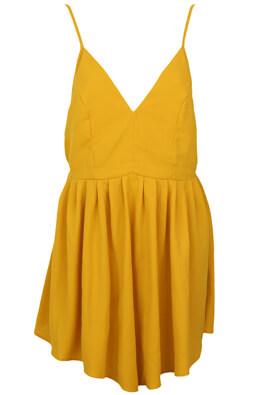 Rochie Glamorous Vera Dark Yellow