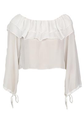 Bluza Glamorous Victoria White
