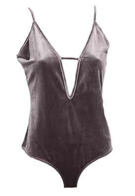 Body Glamorous Belinda Dark Purple