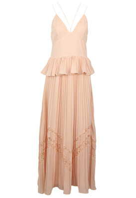 Rochie True Decadence Valentina Light Pink