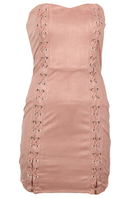 Rochie Pretty Little Thing Georgia Pink