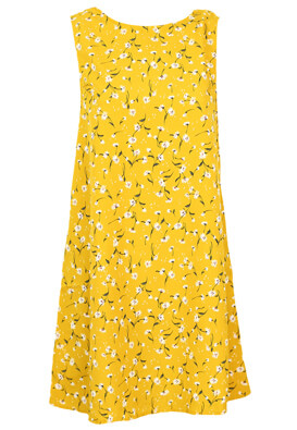 Rochie Glamorous Francesca Dark Yellow