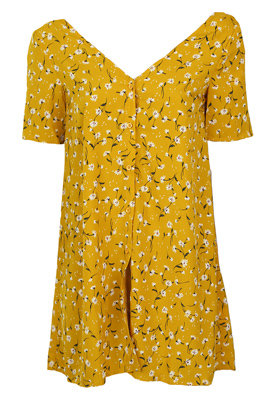 Rochie Glamorous Ivy Dark Yellow