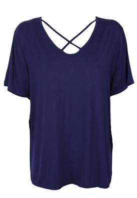 Tricou Glamorous Julia Dark Blue