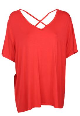 Tricou Glamorous Vera Red