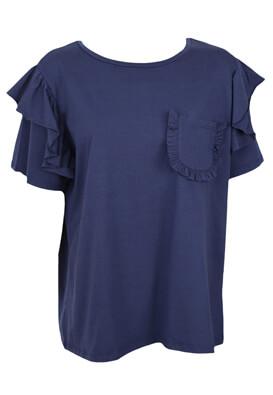 Tricou Glamorous Kara Dark Blue