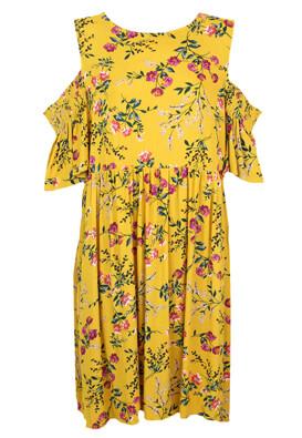 Rochie Glamorous Victoria Dark Yellow