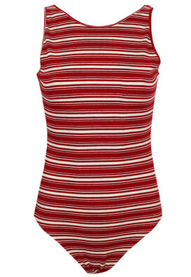 Body Pull and Bear Georgia Red