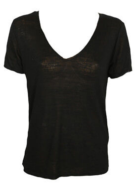 Tricou Pull and Bear Donna Black