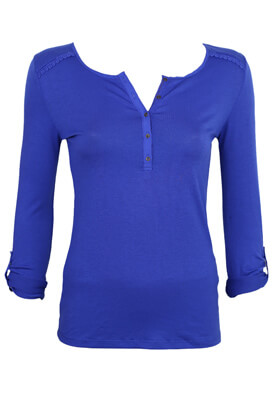Bluza Pull and Bear Irene Blue