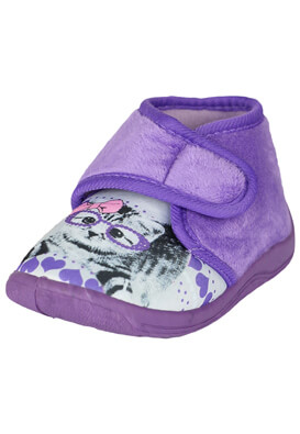 Papuci de casa Kiabi Roxanne Purple