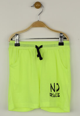 Pantaloni scurti Kiabi Cole Light Green