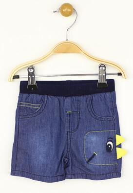 Pantaloni scurti Kiabi Mario Dark Blue