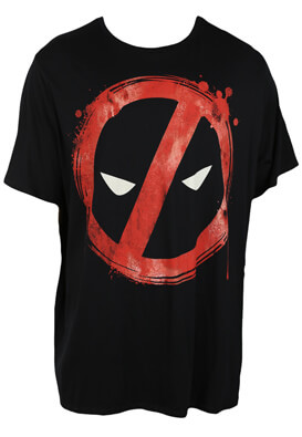 Tricou Marvel Victor Black