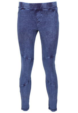 Pantaloni Lefties Denise Blue