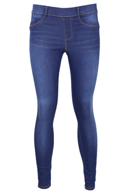 Blugi Lefties Sandra Dark Blue