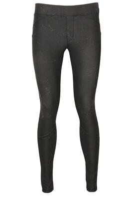 Pantaloni Lefties Xenia Black