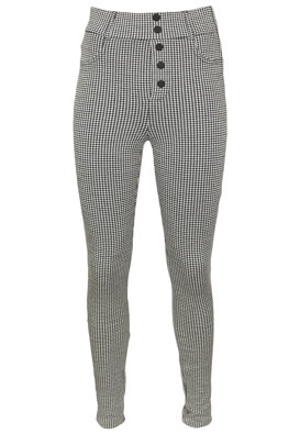 Pantaloni ZARA Kinga Grey