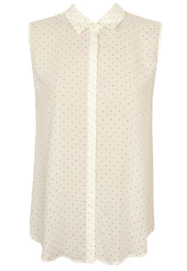 Camasa Pull and Bear Olivia White