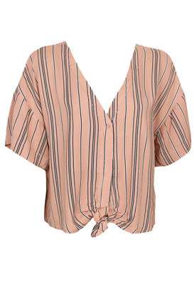 Camasa Pull and Bear Irene Pink