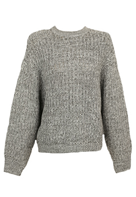 Pulover Pull and Bear Irene Grey