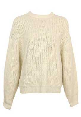 Pulover Pull and Bear Alexandra Light Beige