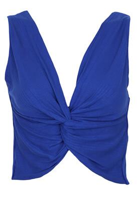 Tricou ZARA Janine Blue